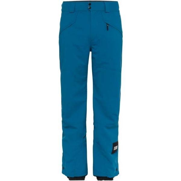 Modré pánské lyžařské kalhoty O'Neill