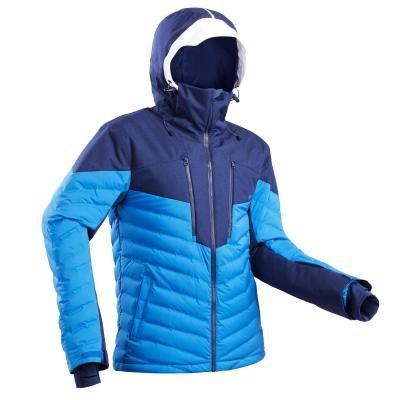 Modrá pánská lyžařská bunda Wed'ze