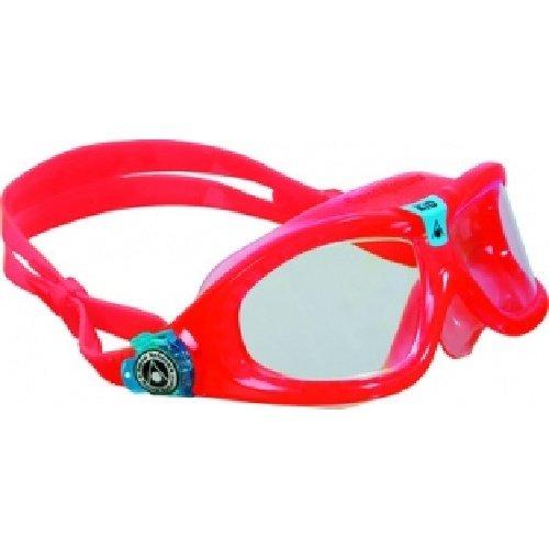 Červené dětské chlapecké nebo dívčí plavecké brýle Seal Kid 2, Aqua Sphere