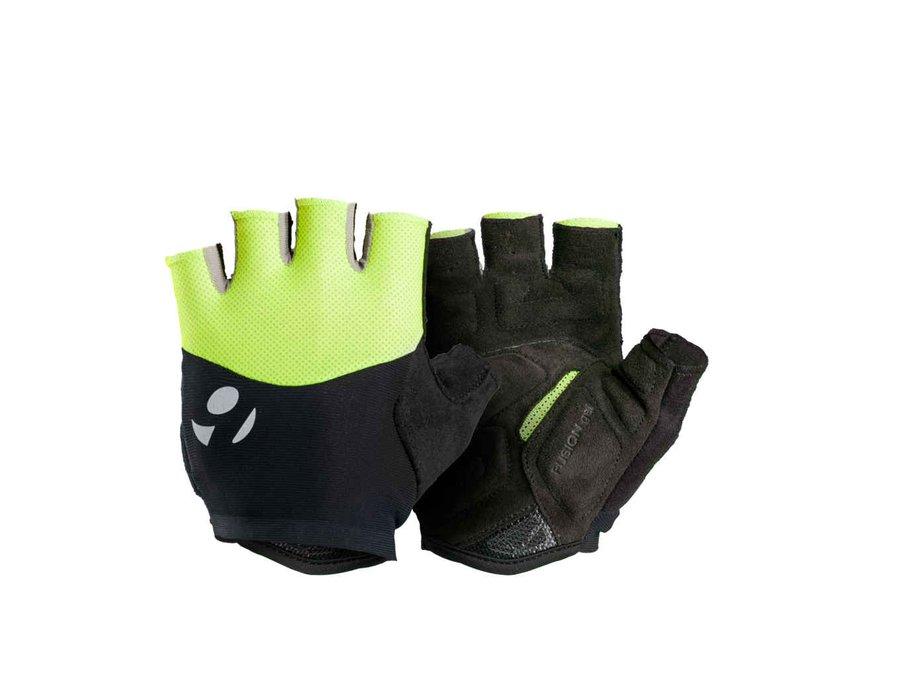 Žluté letní pánské cyklistické rukavice Bontrager - velikost XXL