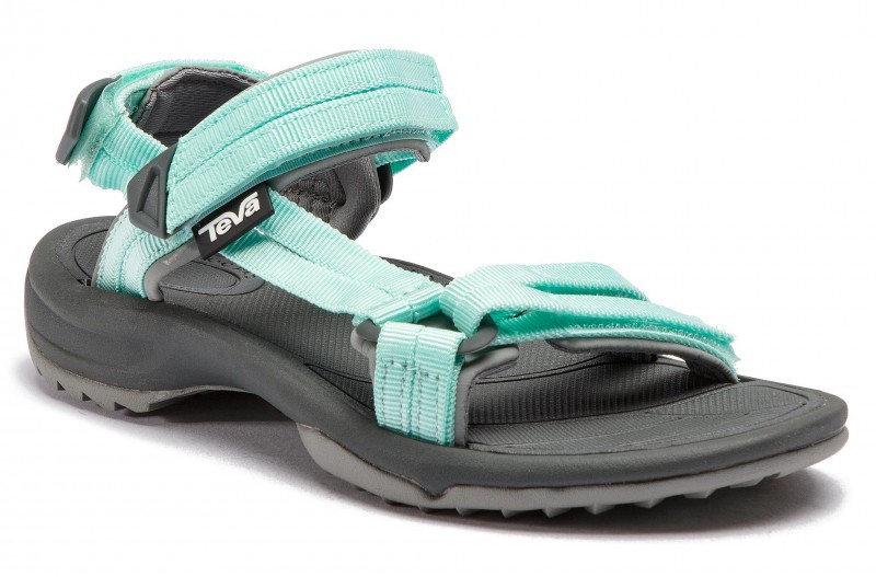 Modré dámské sandály Teva