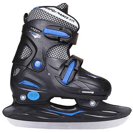 Lední brusle - dětské brusle 3024 nastavitelné velikost (obuv / ponožky): EU 34-37