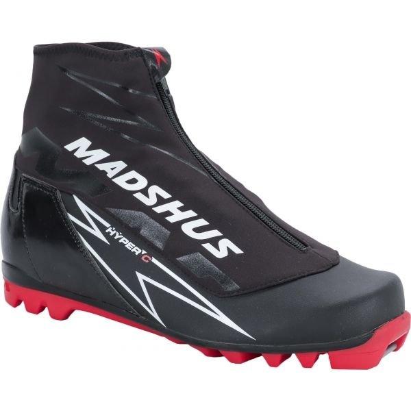 Černé pánské boty na běžky Madshus