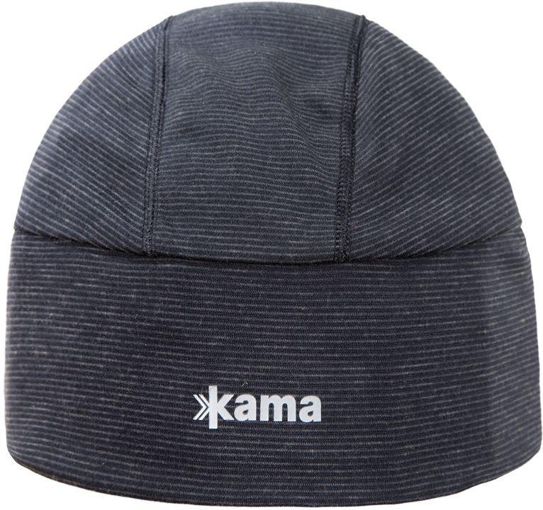 Černá dámská zimní čepice Kama - velikost M