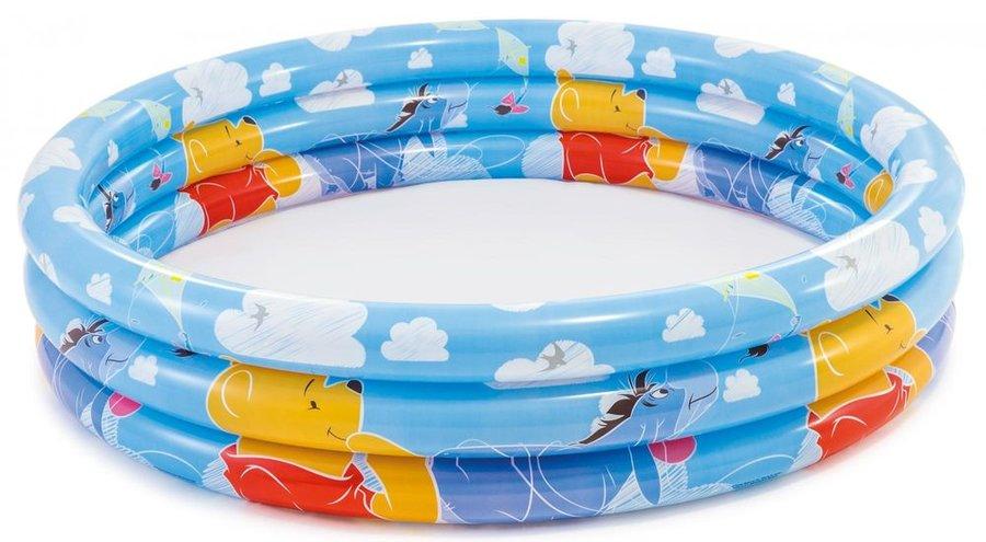 Dětský nafukovací kruhový bazén INTEX - průměr 147 cm a výška 33 cm