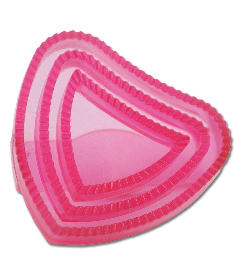 Růžové plastové hřbílko Waldhausen