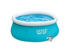 Nafukovací nadzemní kruhový bazén INTEX - průměr 183 cm a výška 51 cm