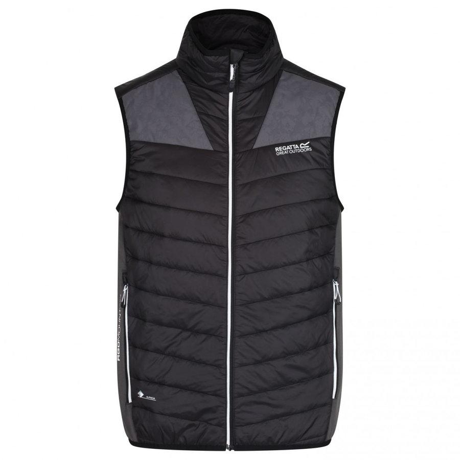 Černá pánská vesta Regatta