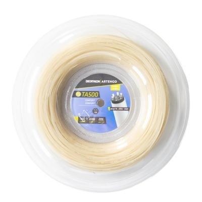 Bílý tenisový výplet Artengo - průměr 1,35 mm a délka 200 m