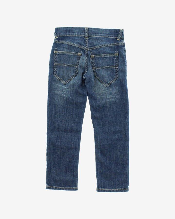 Modré chlapecké džíny John Richmond - velikost 116