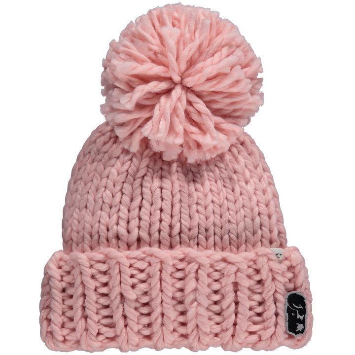 Růžová dámská zimní čepice O'Neill - univerzální velikost