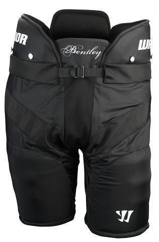 Černé hokejové kalhoty - senior Warrior - velikost L