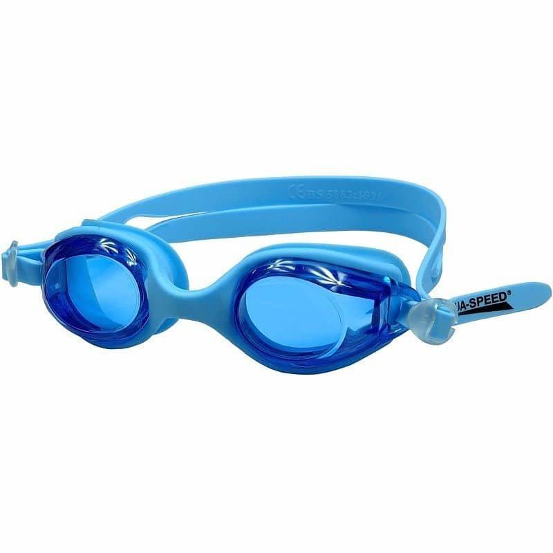 Černé dětské plavecké brýle Ariadna, Aqua-Speed