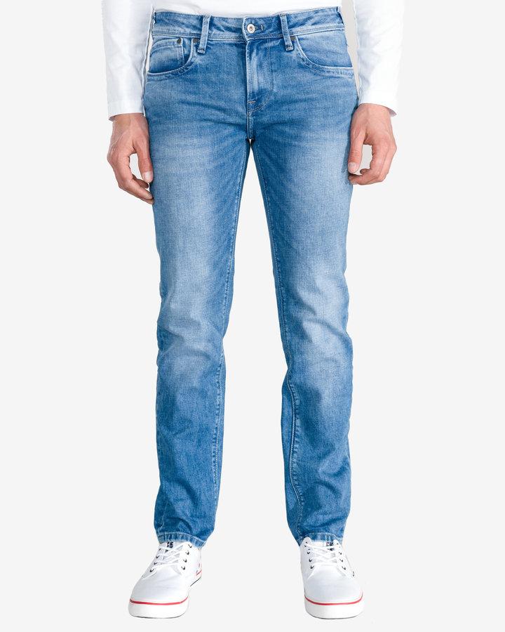 Modré pánské džíny Pepe Jeans - velikost 33