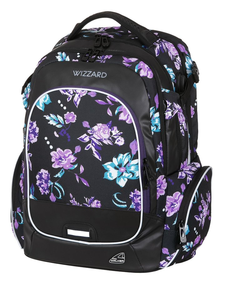 Batoh - Emipo Walker Wizzard 2019 Flower Violet