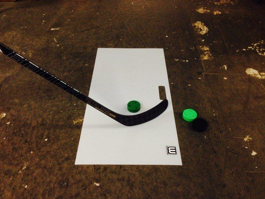 Hokejová střelecká deska - Střelecká deska Winnwell Shooting Pad JR