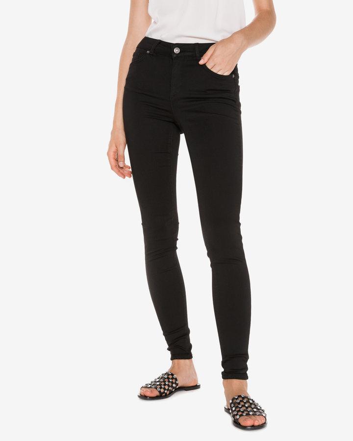 Černé dámské džíny Vero Moda