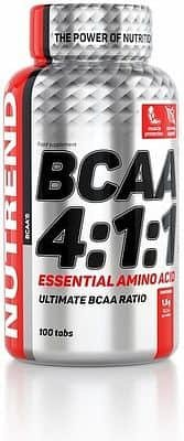 BCAA - NUTREND BCAA 4:1:1 100 tablet 300tbl