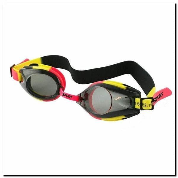 Růžové plavecké brýle 1200 AF 43, SPURT