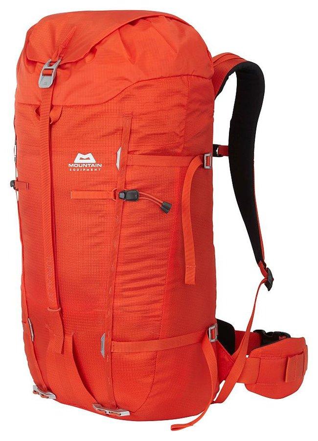 Červený horolezecký batoh Mountain Equipment - objem 37 l