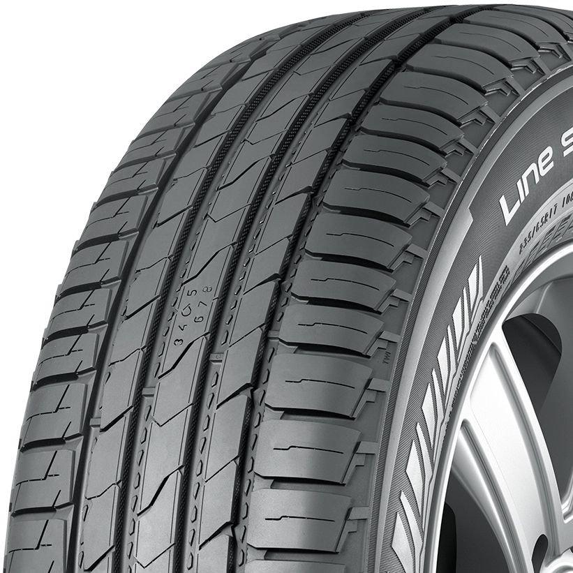 Letní pneumatika Nokian - velikost 255/60 R17
