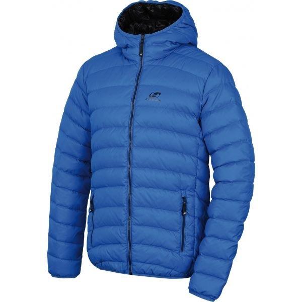 Modrá pánská bunda Hannah - velikost S