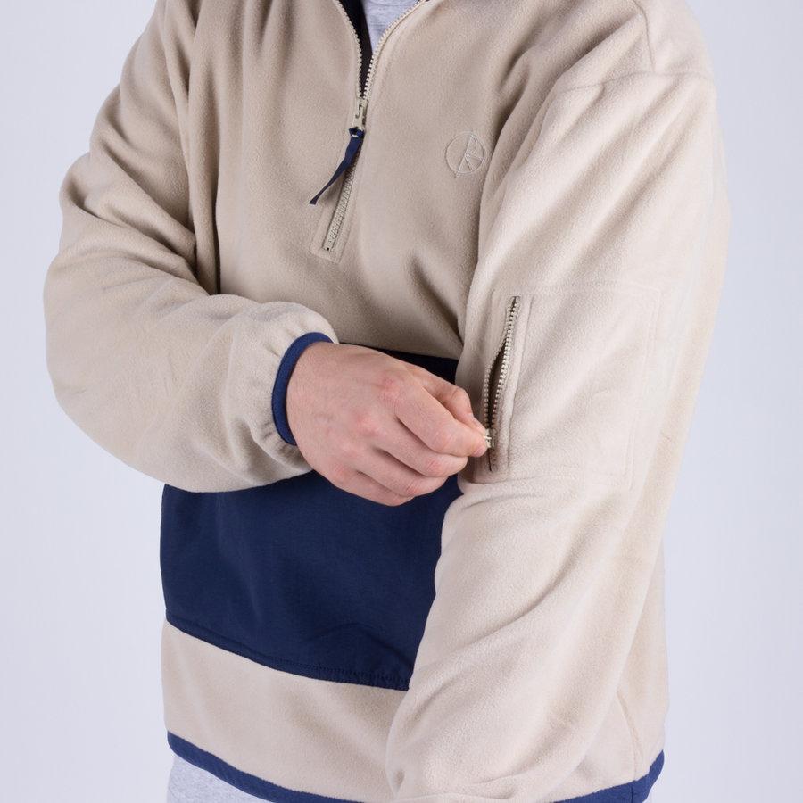 Béžová pánská mikina Polar Skate Co. - velikost M