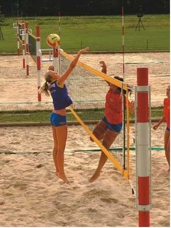Volejbalová síť - Pokorný sítě Volejbal Beach Sport