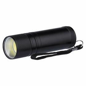 Černá svítilna EMOS