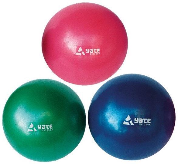 Zelený gymnastický míč Yate - průměr 26 cm