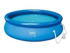 Nadzemní nafukovací kruhový bazén Polygroup - průměr 366 cm a výška 91 cm