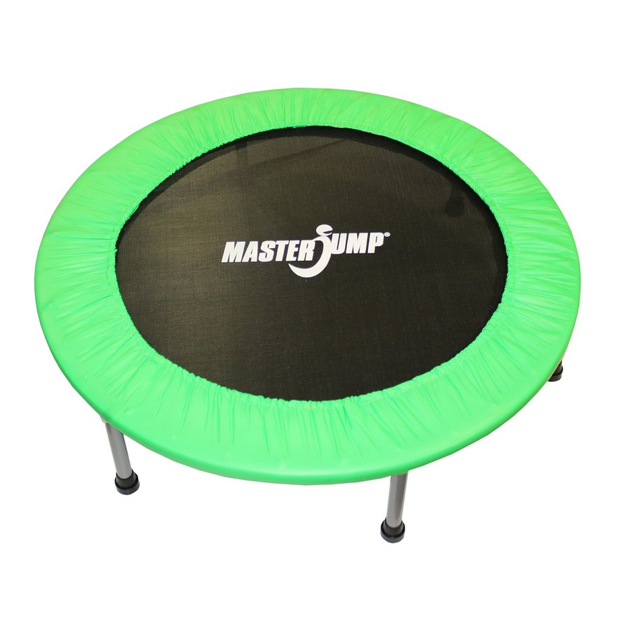 Kruhová fitness trampolína Masterjump - průměr 96 cm