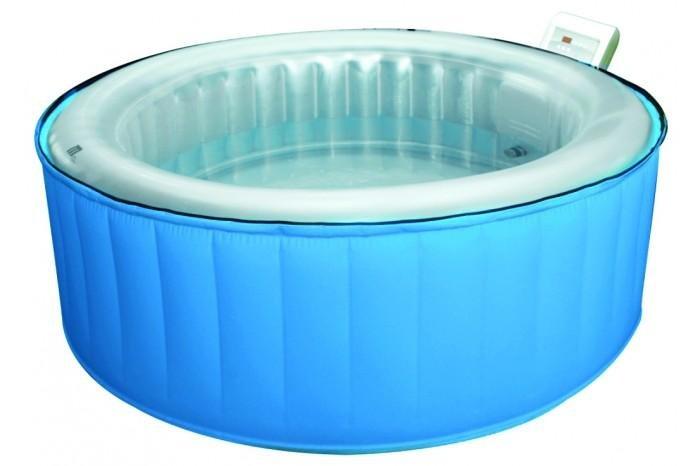Modrá vířivka pro 4 osoby OASIS M-022LS Sapphire, Hanscraft - objem 700 l