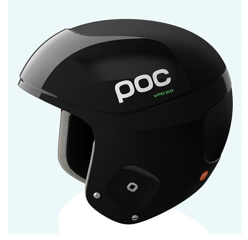 Černá pánská helma na snowboard POC - velikost M