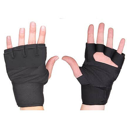 Černé boxerské rukavice Merco - velikost XL