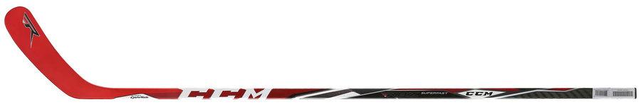 Hokejka - Kompozitová hůl CCM RBZ SUPERFAST GRIP Senior Provedení: levá 19 - flex 85