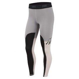Černo-šedé dámské legíny Nike