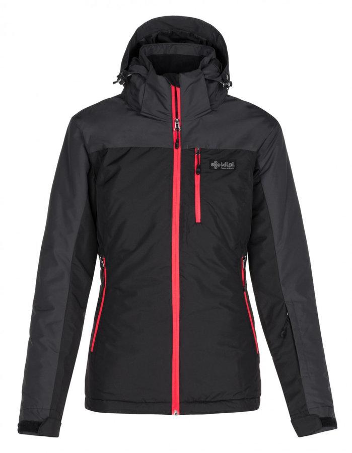 Černá dámská lyžařská bunda Kilpi