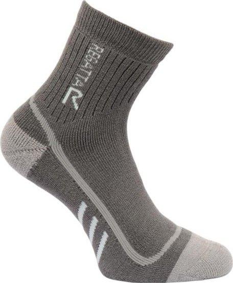 Šedé dámské ponožky Regatta