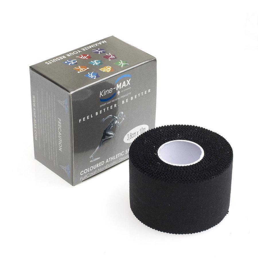 Černá tejpovací páska kine-max - délka 10 m a šířka 3,8 cm