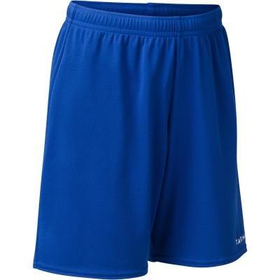 Modré dětské basketbalové kraťasy SH100, Tarmak