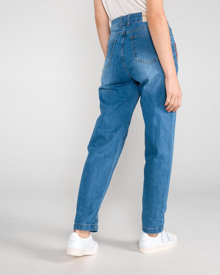 Modré dámské džíny Desigual - velikost 27