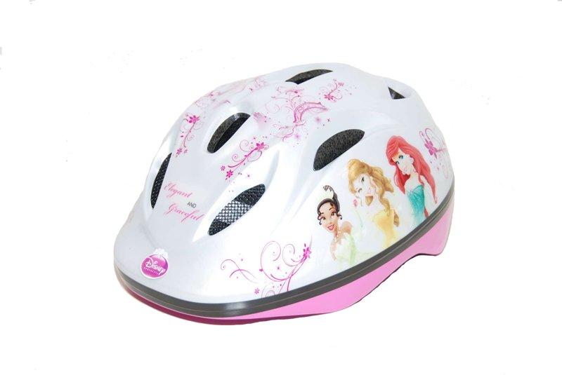 Cyklistická helma - VOLARE - Dětská přilba Deluxe, Princess