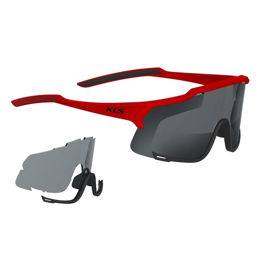 Polarizační cyklistické brýle Dice Photochromic, Kellys