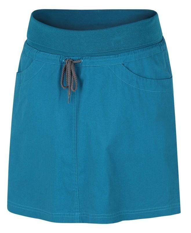Modrá dámská sukně Hannah - velikost 34