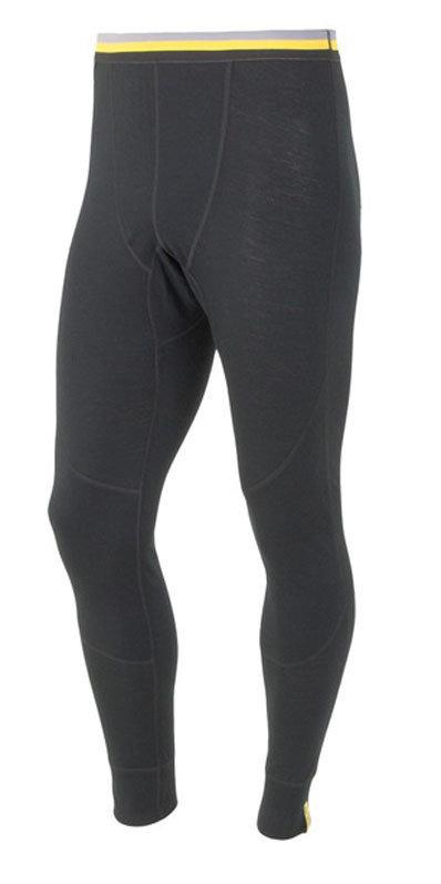 Černé pánské funkční kalhoty Sensor - velikost XXL