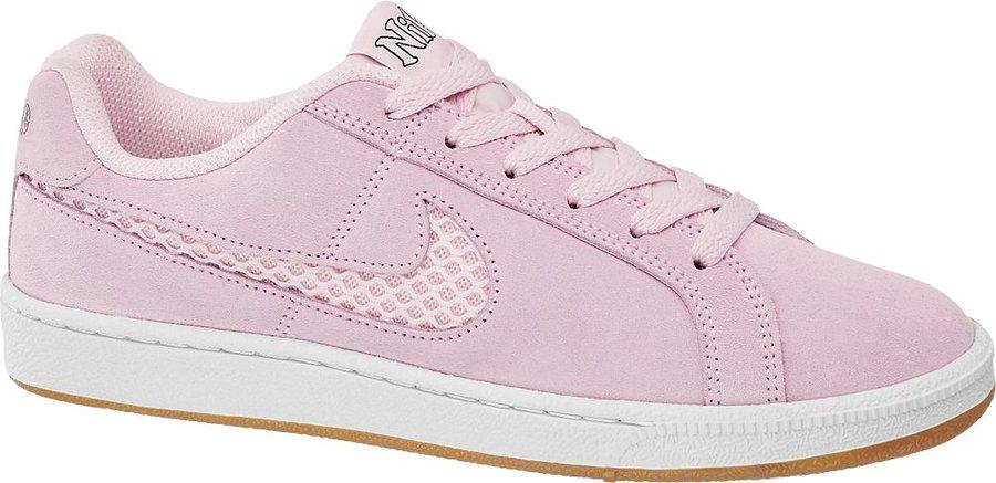 Růžové dámské tenisky Nike - velikost 38 EU