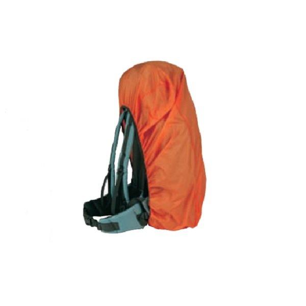 Oranžová pláštěnka na batoh King Camp - objem 35-55 l