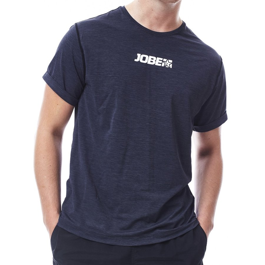 Pánské lycrové tričko Rashguard Loose Fit, Jobe - velikost S
