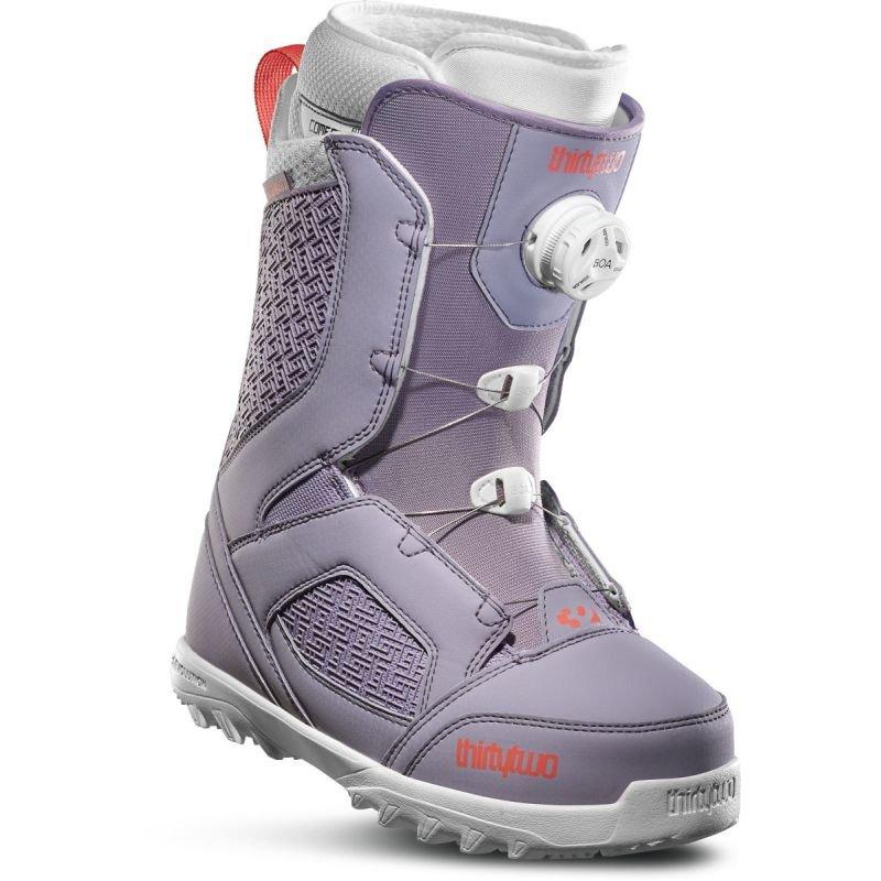 Fialové dámské boty na snowboard ThirtyTwo